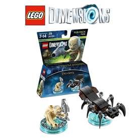 LEGO Dimensions Gollum Sméagol, El Señor de los Anillos – 39 Piezas.