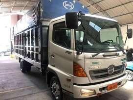 Camión Hino FC 2018