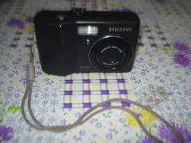 Camara De Fotos Digital Samsun S730 7.2mp C/memoria 1gb Exc