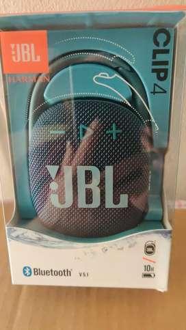 JBL CLIP 4 parlante Bluetooth. 5W. NUEVOS!!!