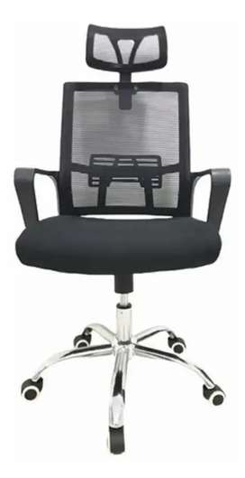 Silla ergonómica giratoria silla de computador oficina ref HF608