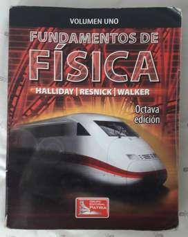 Fundamentos de Física Vol. I 8a. Edición - Halliday, Resnick, Walker