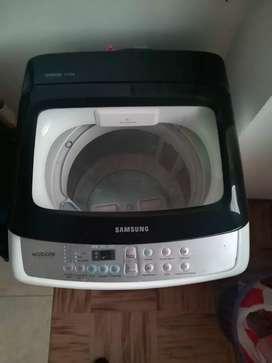 Lavadora y microondas samsumg