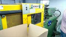 Inyectora para plastico New Bury