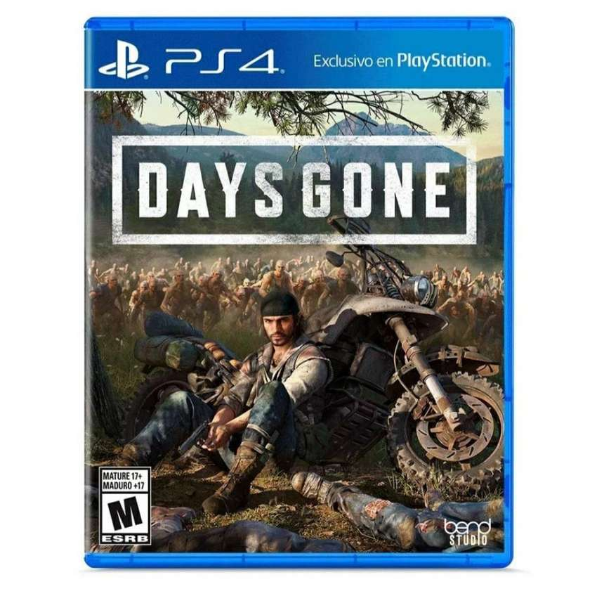Days Gone Juego Ps4 0