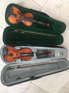 Violines para niño y adolescente