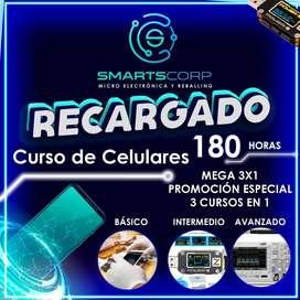 CURSO ONLINE MICRO ELECTRÓNICA DE CELULARES