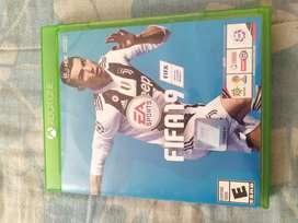 Fifa 19 Xbox one, Original usado