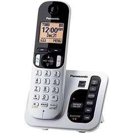 Teléfono Inalámbrico Panasonic Kx_tgc220 Altavoz Contestador