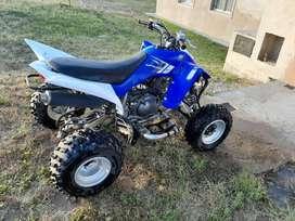 Yamaha Raptor 350 R 2013