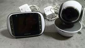 Baby call monitor+camara Motorola