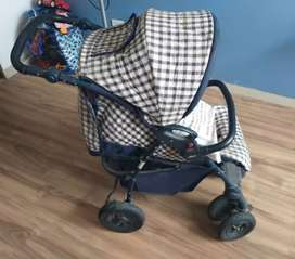 Coche Chicco - Ruedas inflables