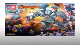 Lego Avengers - Reunión De Héroes