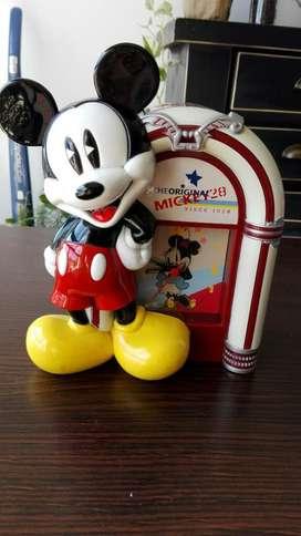 Reloj Mickey Mousse Vintage
