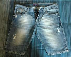 Bermuda Mistral Jeans Talle 48