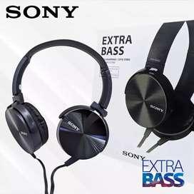 Diadema Sony Extra Bass