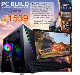 Computadora PC build
