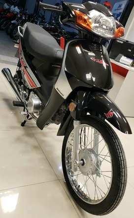MOTOMEL BLITZ 110 v8 BASE