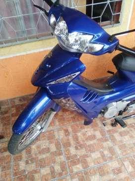 Vendo moto best 125 modelo 2005