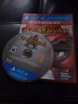 God of war lll remasterizado para PS4.