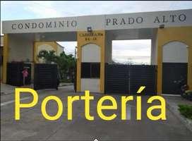 Hermosas casa en venta en condominio Prado Alto