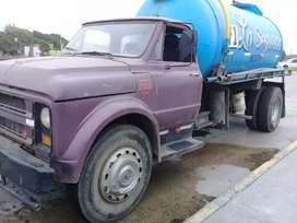 Camion c60 sin tanque