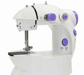 Máquina de coser mini sewing machine