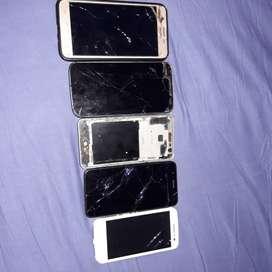 vendo o permuto celulares para arreglar o repuestos