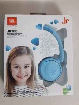 Auriculares Jbl By Harman Jr300 para niños C/Mic