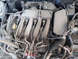 Motor Renault Duster 1.6 K4m