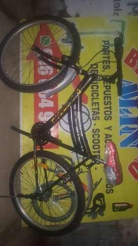 Bicicleta Nueva Remate