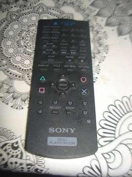 Control Remoto Play Station 2 Original P/dvd No Envio