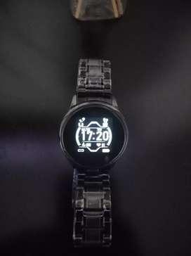 Smart watch en aluminio