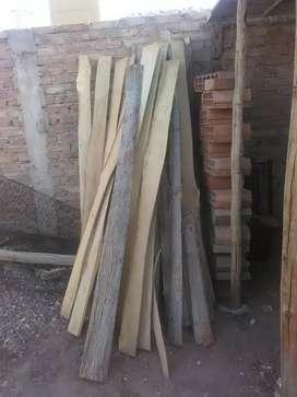 Maderas para construcción