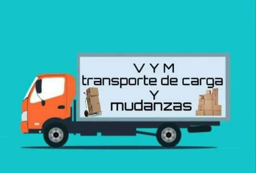 V Y M TRANSPORTE DE CARGA Y MUDANZA