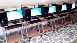 Ganga computador completo para Cafe Internet