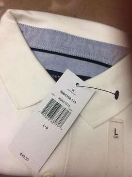 Vendo camisa tommy .hilfiger custom fit