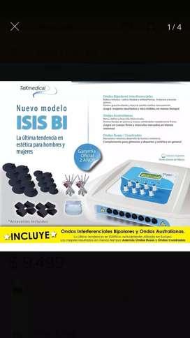 VENDO ELECTRODOS MULTIONDAS TECKMEDICAL