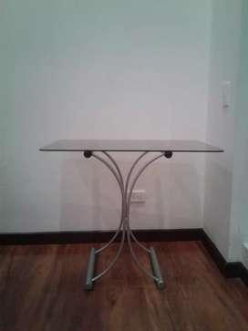 Mesa de centro y/o mesa auxiliar