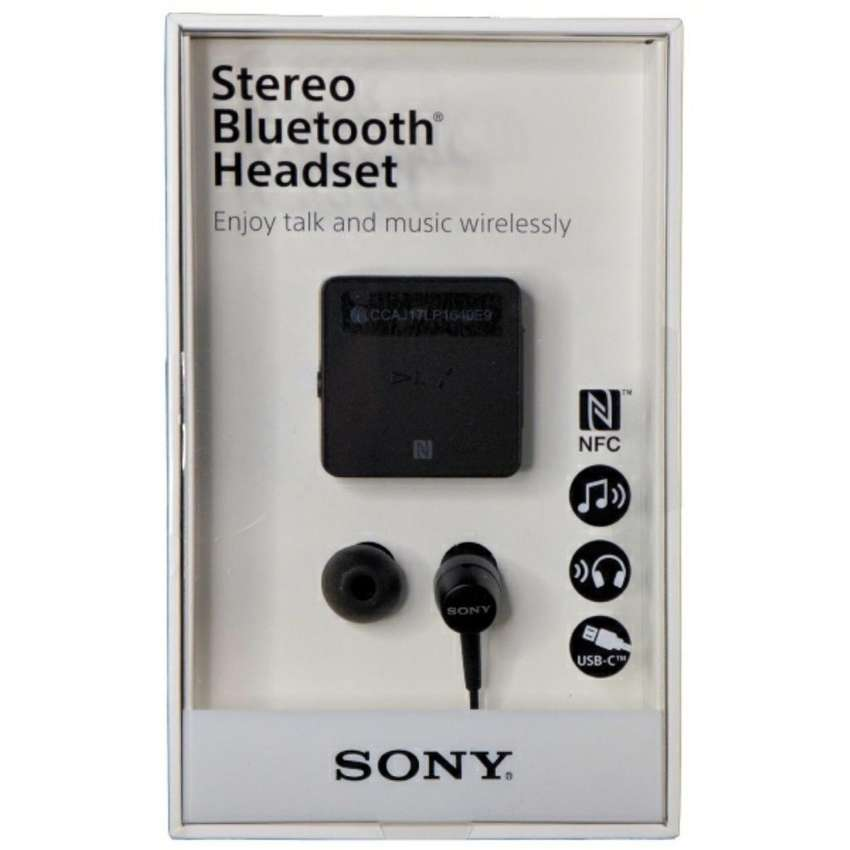 Sony Audífonos Stereo Bluetooth SBH24 Manos Libres NFC 0