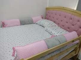 Bumper para cama cuna