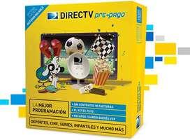 Kit Directv Prepago Con Antena De 0,60 Mts