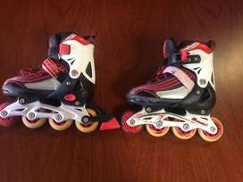 Patines  regulables 32 a34