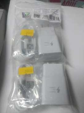Cargador Samsung USB Tipo A
