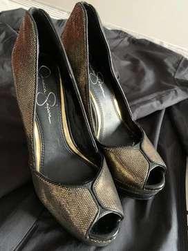 Zapatos Jessica Simpson Talla 35