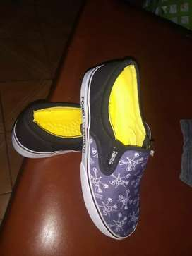 Vendo zapatillas náuticas Powell Peralta originales 39