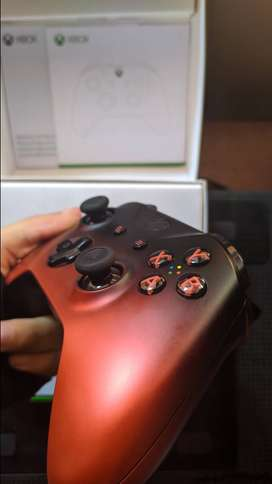 Control xbox one vulcano shadow
