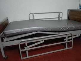 Cama Hospitalaria manual