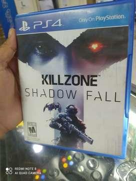 Killzone shadow fall usado play 4