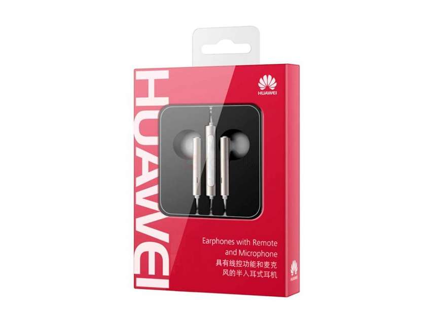 Audifonos Huawei Metal Am116 Conector 3.5mm 0